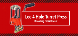 Lee 4 Hole Turret Press Review - feature