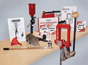 lee precision 50th anniversary reloading kit review