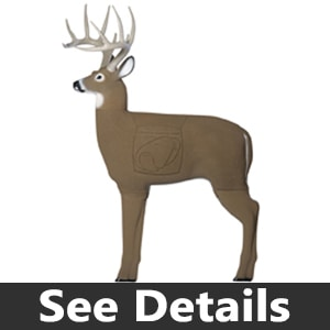Field Logic Glendel Buck 3D Archery Target 71000 Review