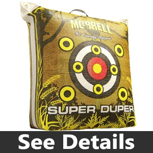 Morrell Super Duper Field Point Archery Bag Target Review