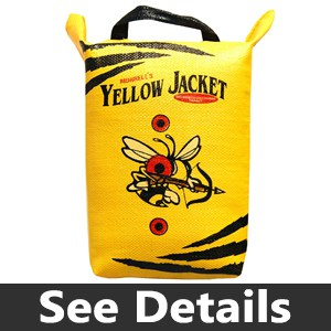 Morrell Yellow Jacket Crossbow Discharge Field Point Archery Bag Target Review