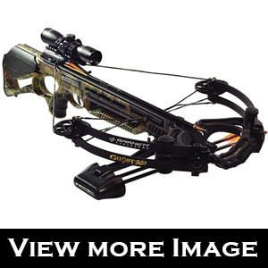 Barnett Outdoors Ghost 360 CRT Crossbow Package Review