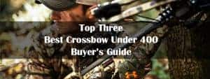 Best Crossbow Under 400 FI