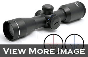 Hammers 4X32CBT Illuminated Crossbow Scope with Weaver-Rings Review