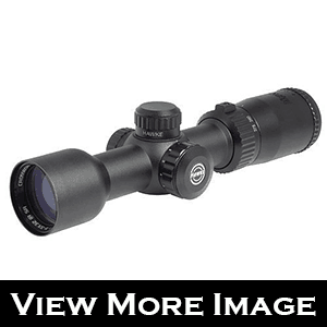 Hawke Crossbow 1.5 5X32 IR SR Scope with Illuminated Circles, Matte Review