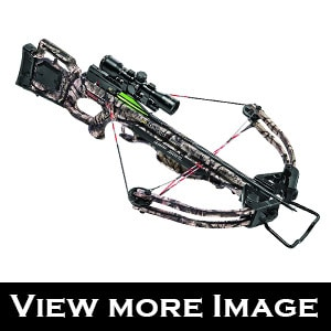 TenPoint Titan SS Crossbow Package with 3X Multi-Line Scope & Quiver Review