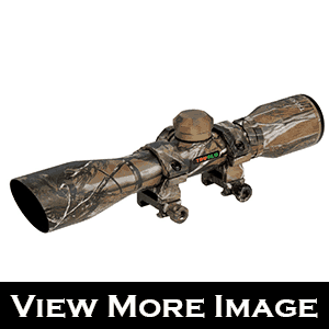 Truglo Crossbow Scope 4X32 with Rings APG Review