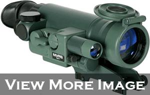 Yukon NVRS Titanium 1.5x42 Night Vision Rifle Scope, Weaver Mount Review