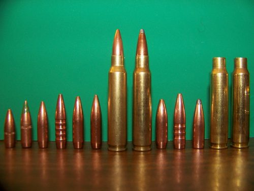 guide to reloading rifle cartidges