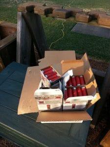 making slugs for reloading shotgun shells