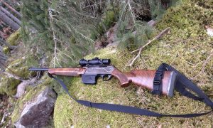 when to clean rifle bore before hunt