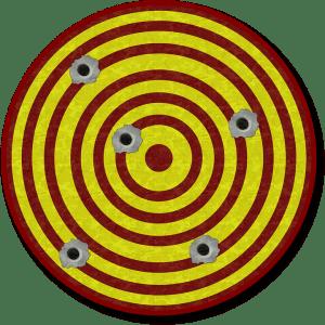 gun target accuracy