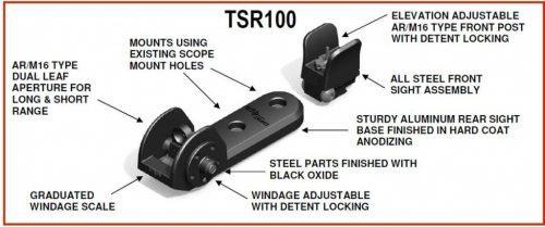 installing sights for ruger 10/22