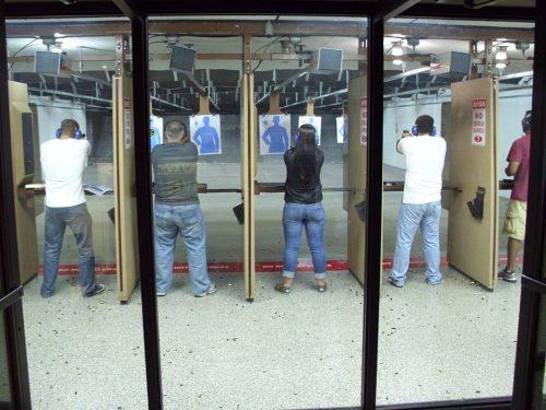 gun range safety