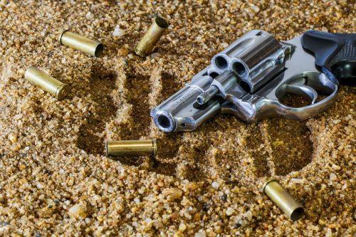 keeping your hand gun clean